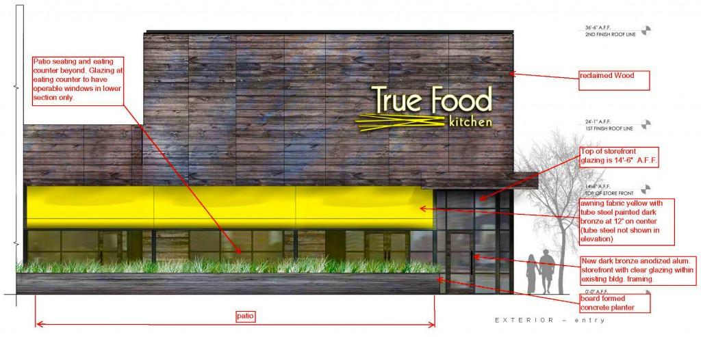 True Food Kitchen - Lenox Square - 12-6-2013 - elevation