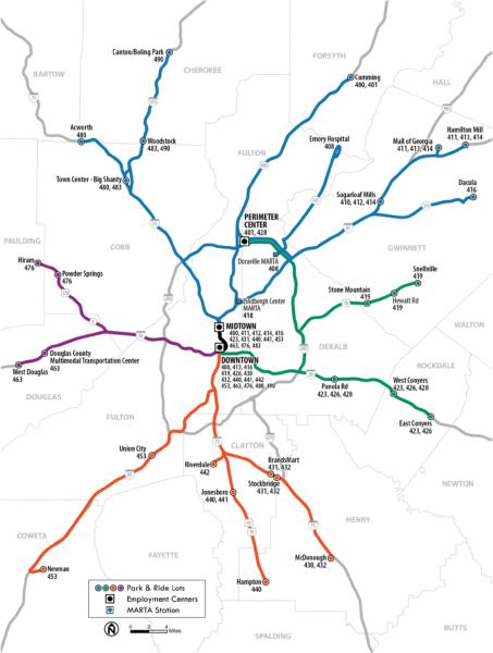 Regional Bus Service – Livable Buckhead