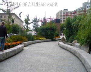 lenox square linear park