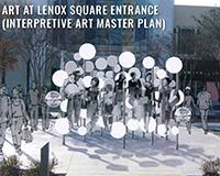 lenox square pic history