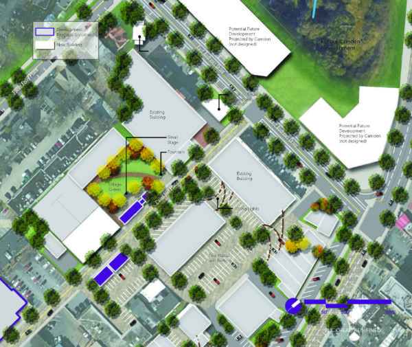 westvillagevillagegreenmap