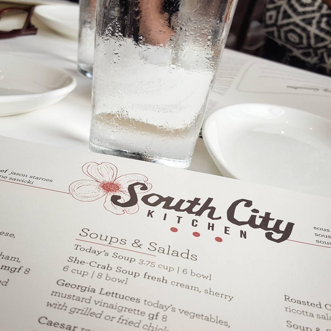 walkTHERE! – South City Kitchen – Livable Buckhead
